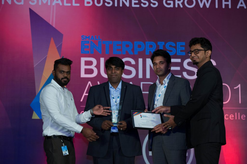 Small Enterprise Business Awards