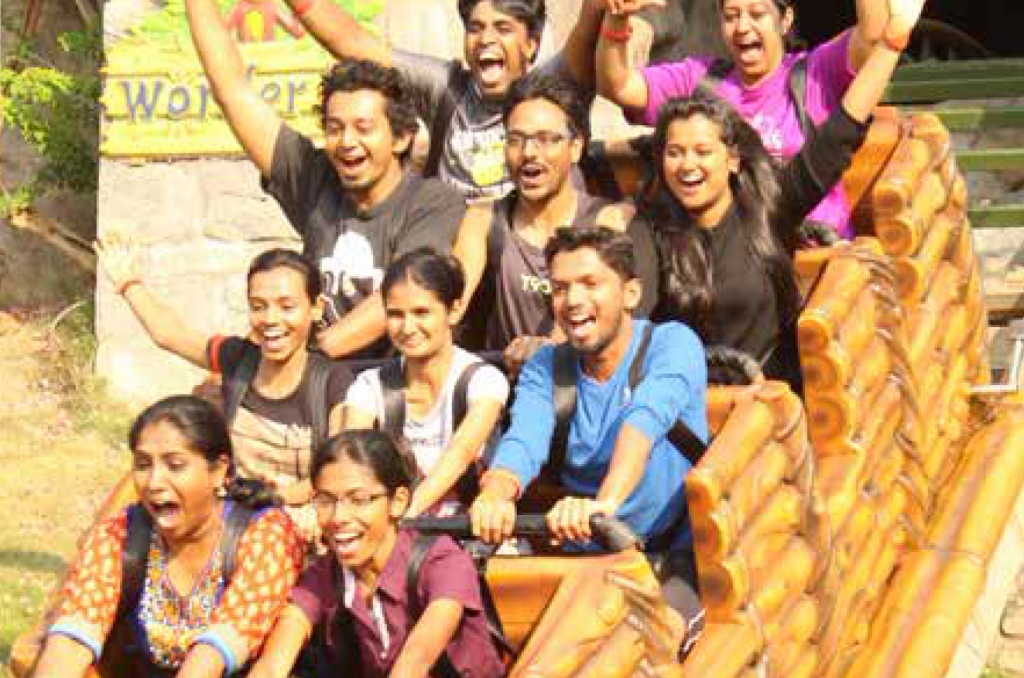 AgilizTech Team at Wonderla
