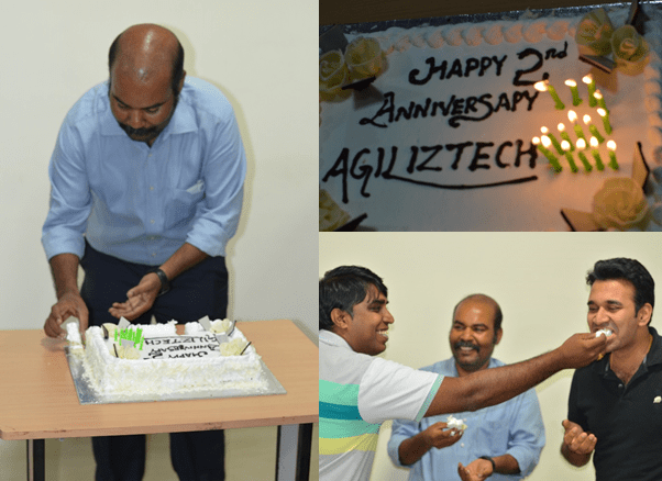 AgilizTechs Second Anniversary Bash