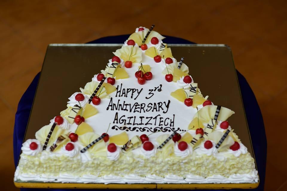 AgilizTech Third Anniversary Celebrations