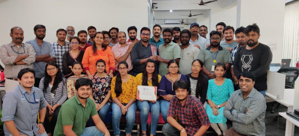 Small Enterprise Business Award 2019